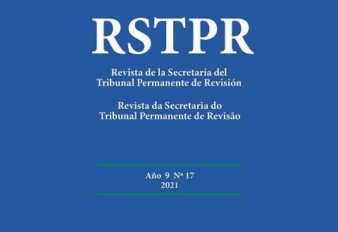 Revista de la Secretaría del Tribunal Permanente de Revisión - Año 9 - Número 17 - 2021