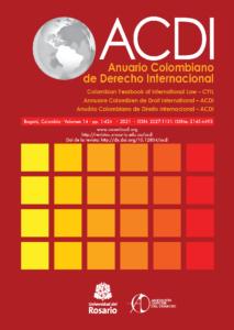 ACDI - Anuario Colombiano de Derecho Internacional - Vol. 14 Núm. 1 (2021)