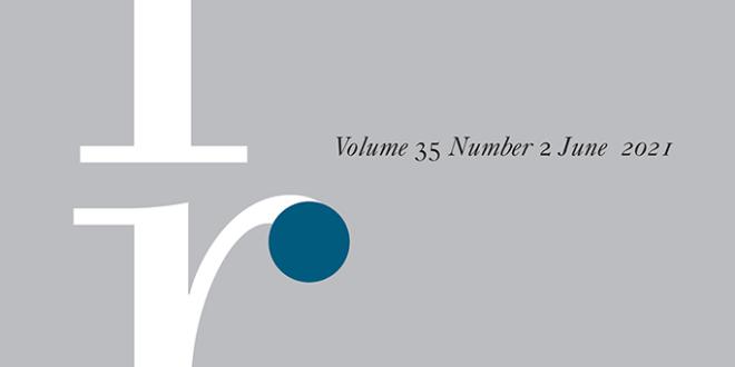 International Relations - Volume 35 Issue 2, June 2021