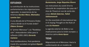 Revista Relaciones Internacionales – Vol. 30 Núm. 60 (2021)