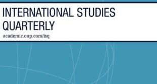 International Studies Quarterly – Volume 65, Issue 3, September 2021